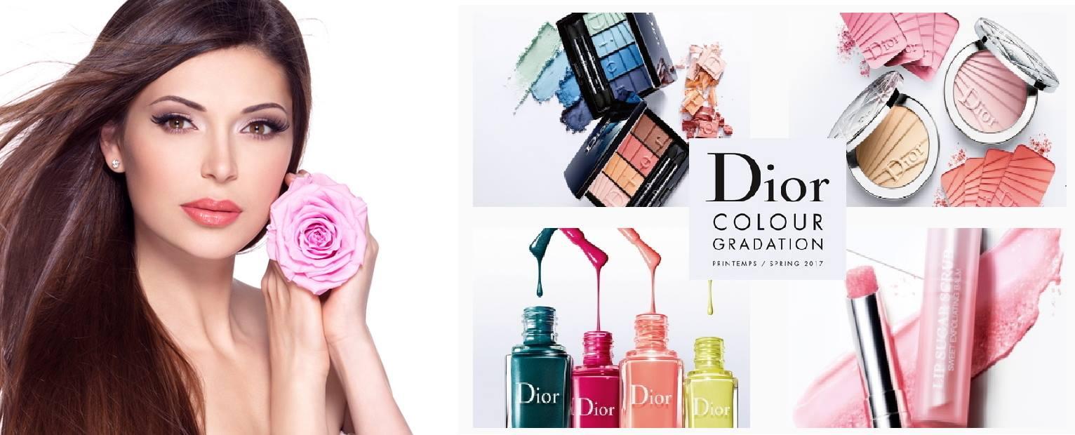 jarná kolekcia Dior