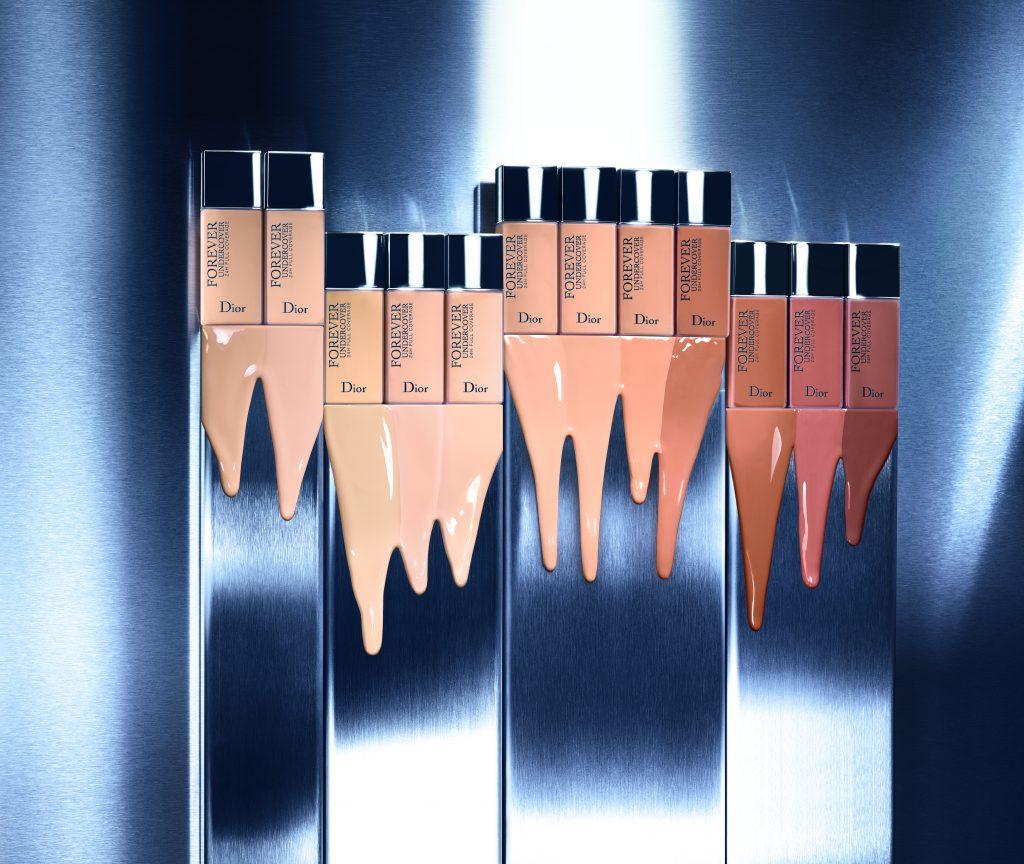 Dior Forever Undercover Makeup v Institut Bratislava